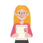 certyfikat uczestnictwa wprogramie dla nauczyciela iklasy